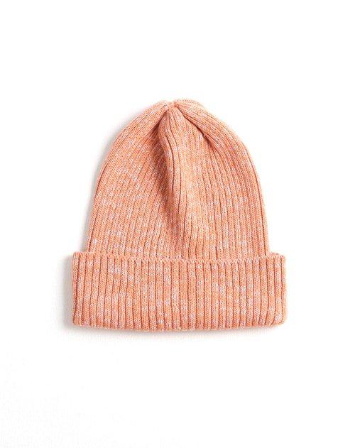 毛线针编织帽子的图片