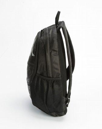 卡帕kappa黑色运动休闲双肩背包k8103bs404-910