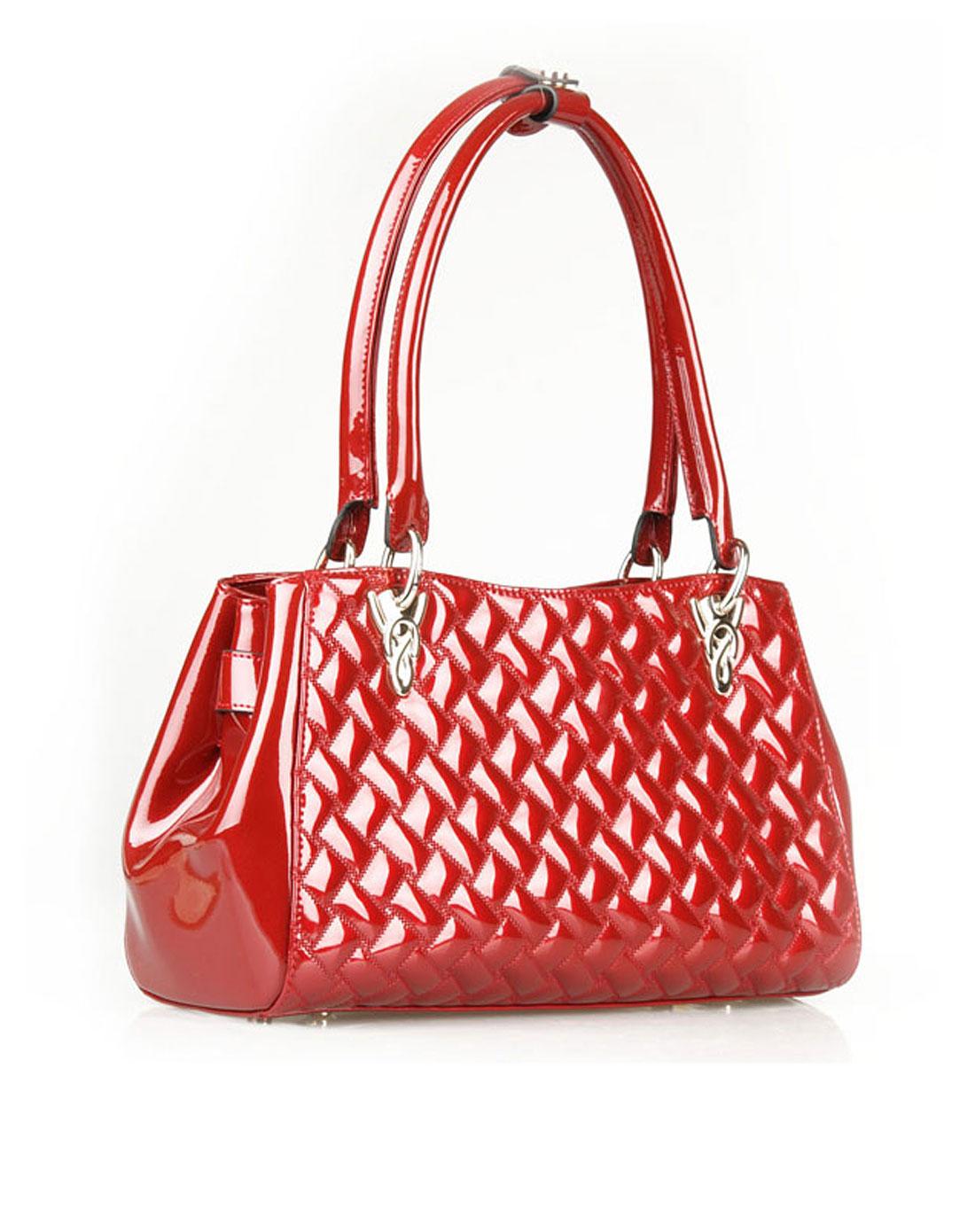 专场女款红色包包