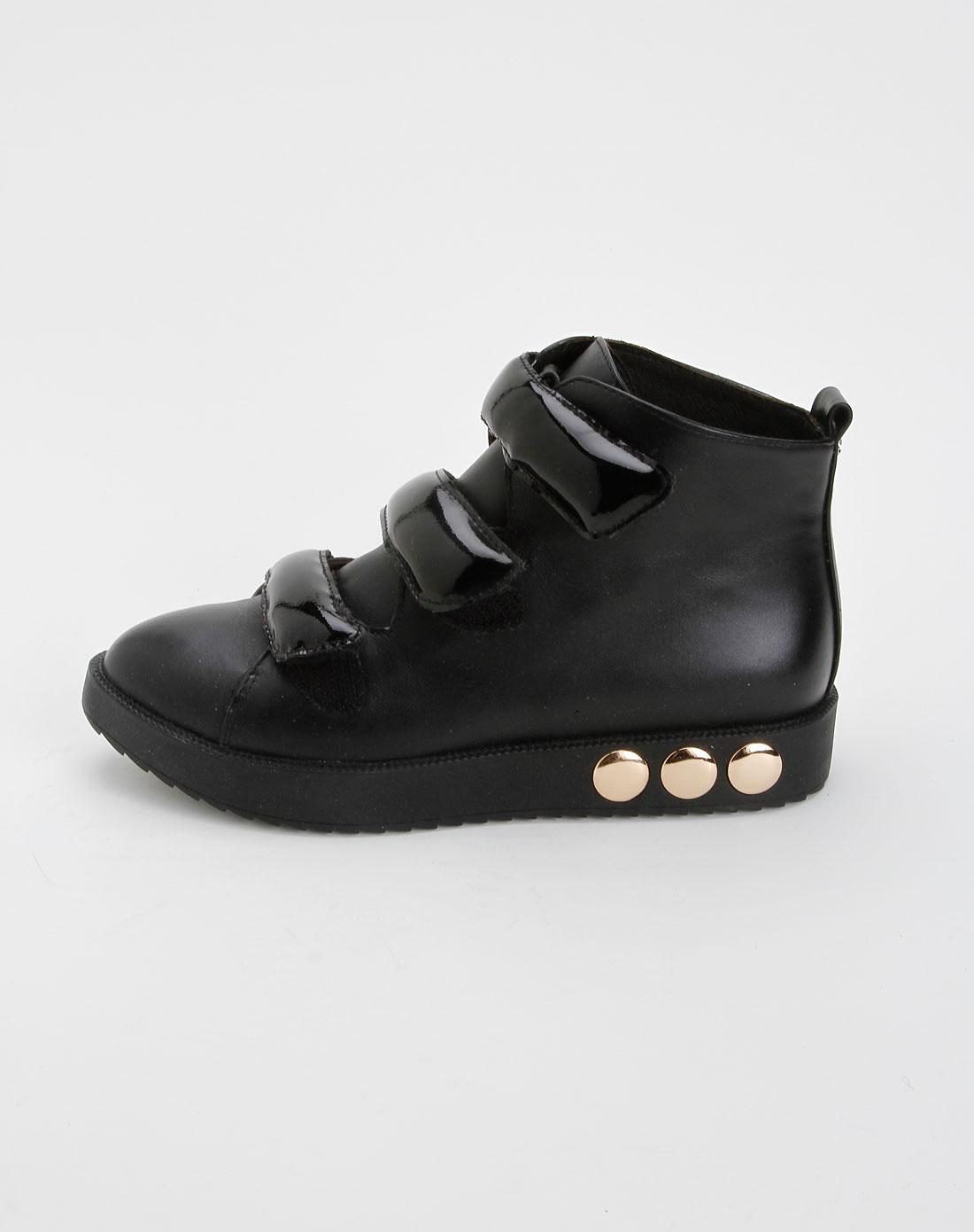 魔术贴休闲鞋tf117-1nk