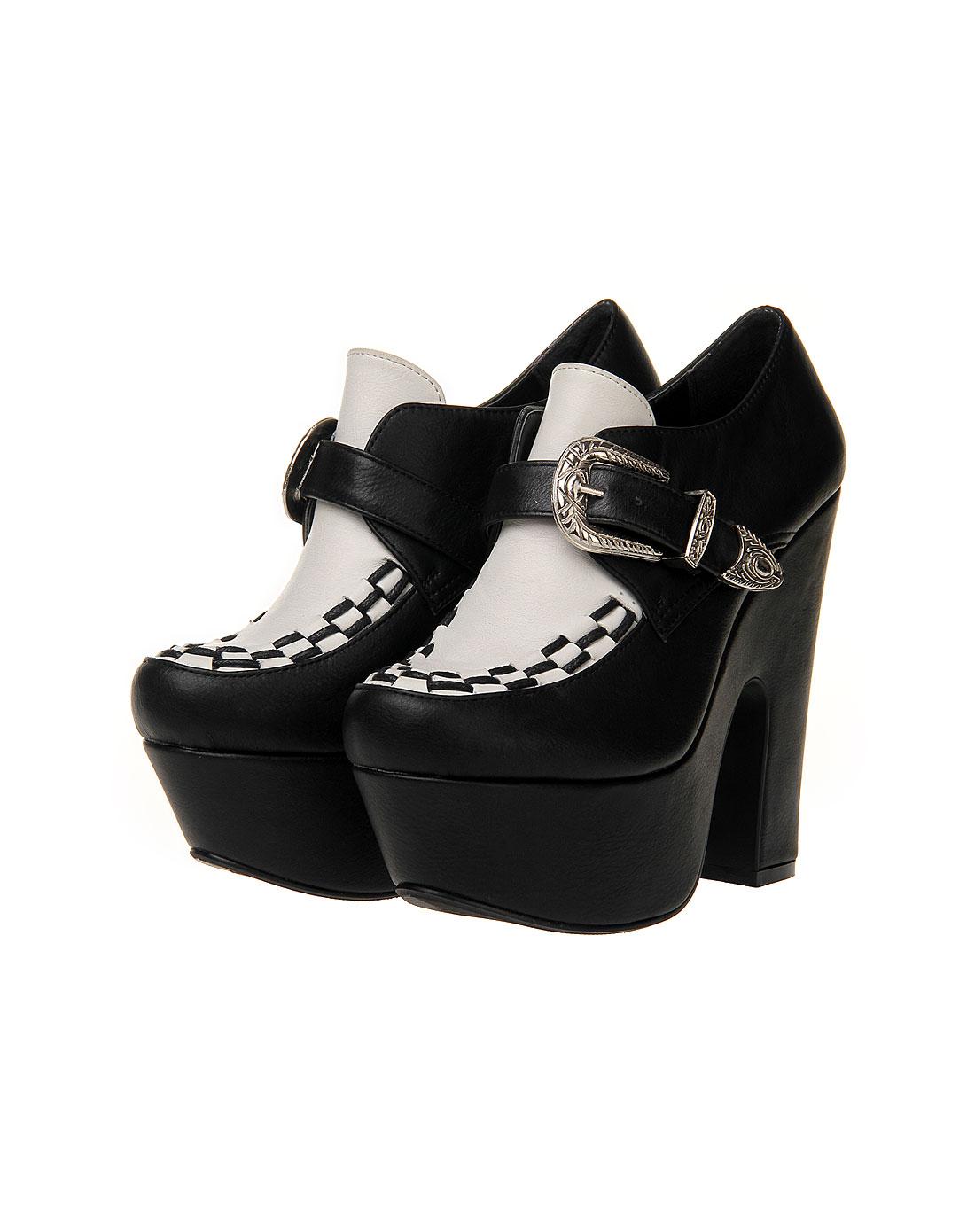 pinkyrose女款白色时尚女鞋