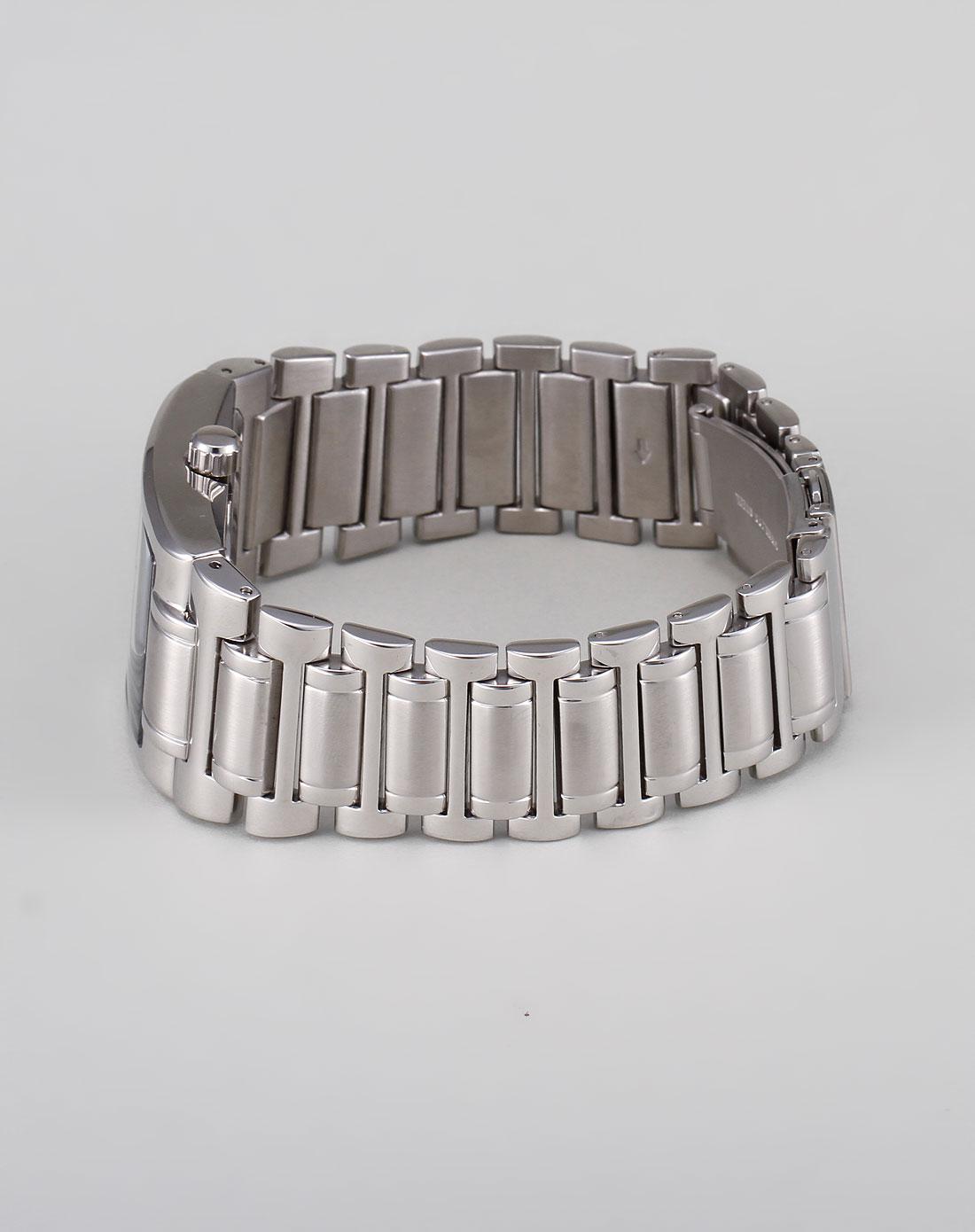 形商务钢带石英手表KC3910