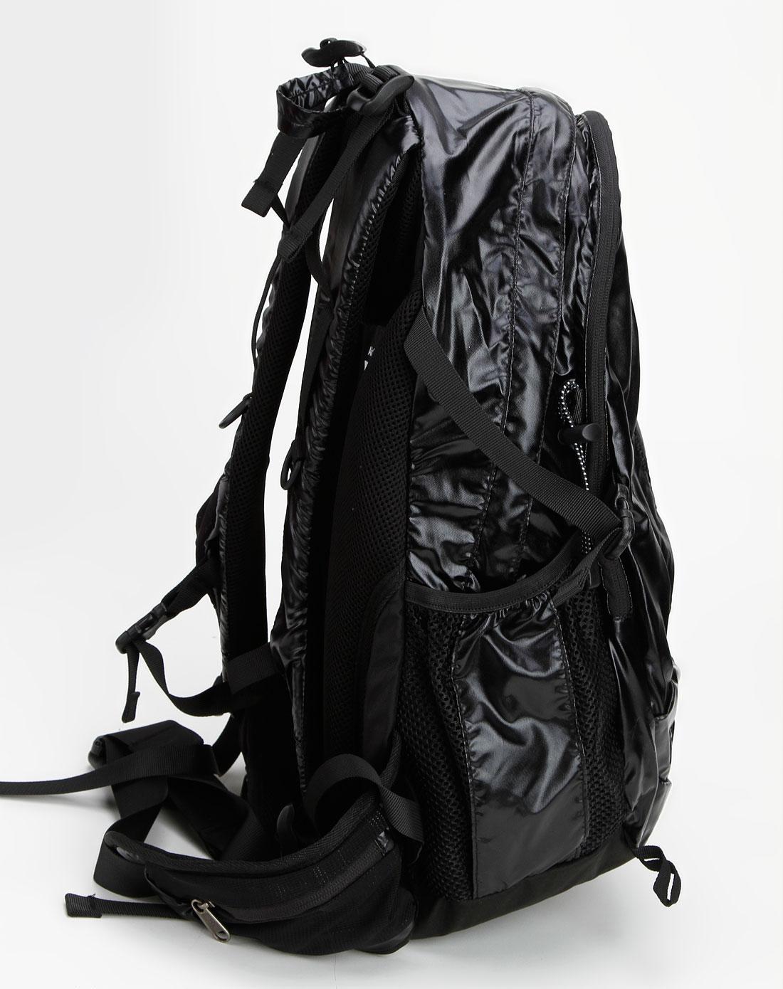 图mountaintop黑色时尚双肩包