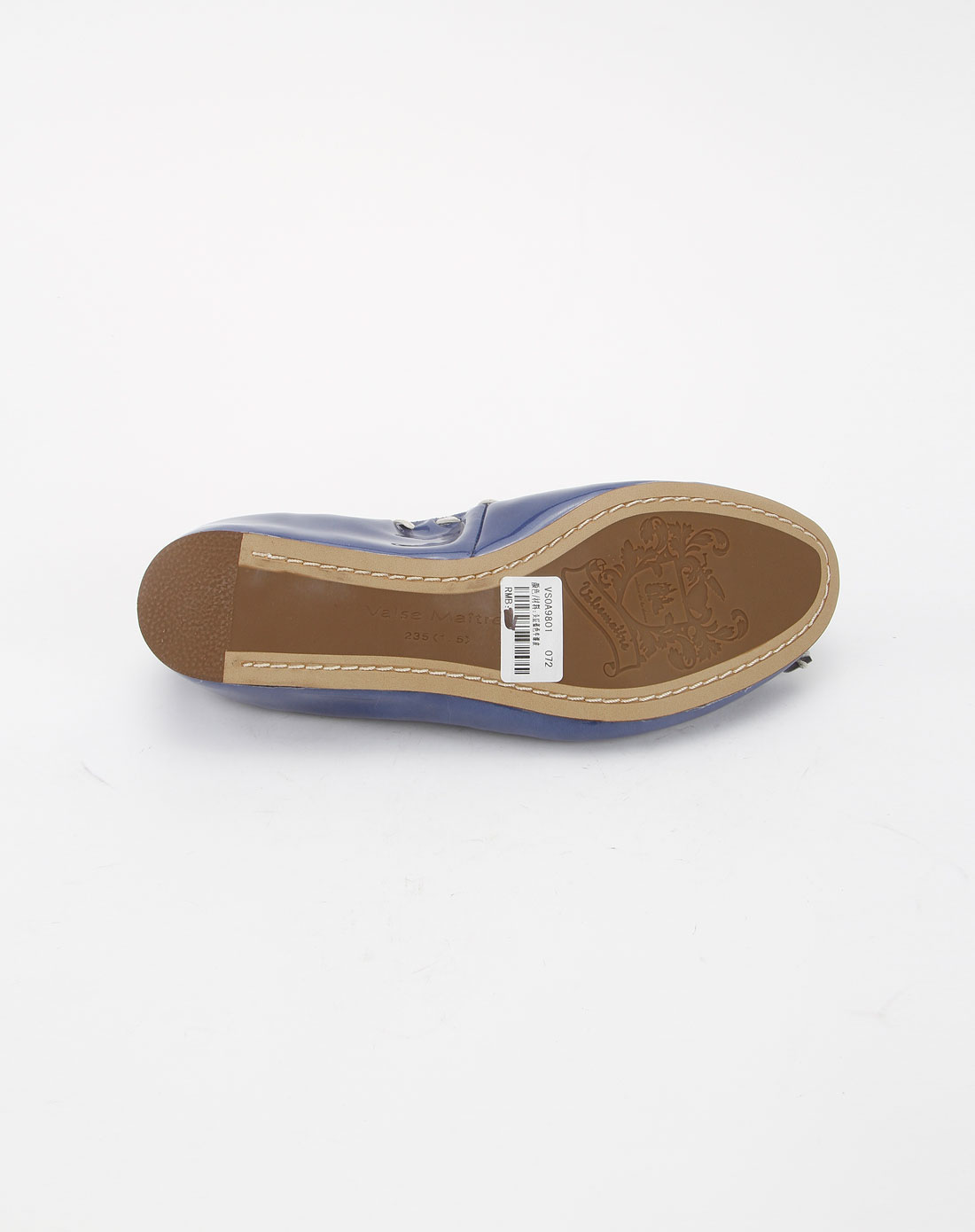 vme女款蓝色时尚单鞋
