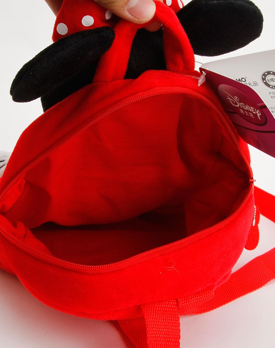米奇儿童红色米奇老鼠背包