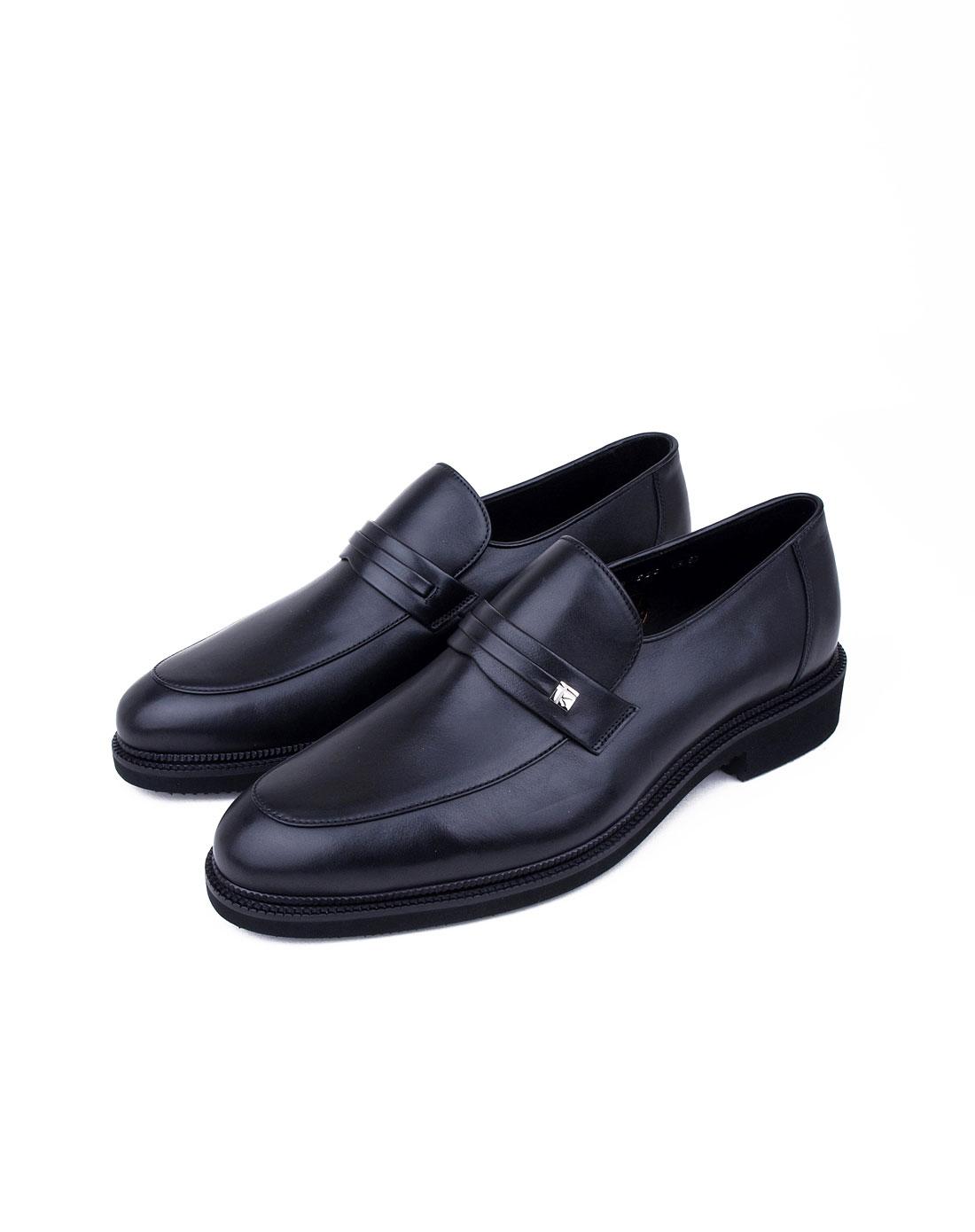 沙驰satchi男款黑色进口鞋isnb7a159