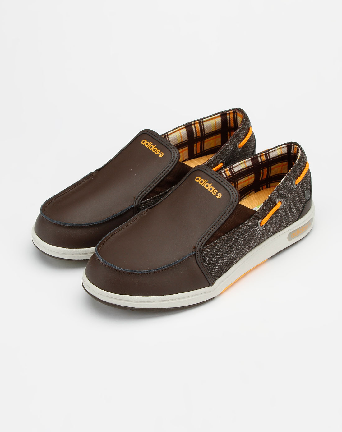 neo棕色时尚潮流休闲鞋