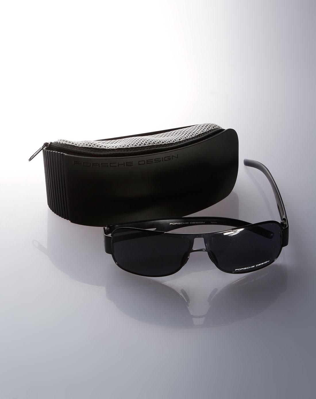 男款黑色时尚个性太阳镜