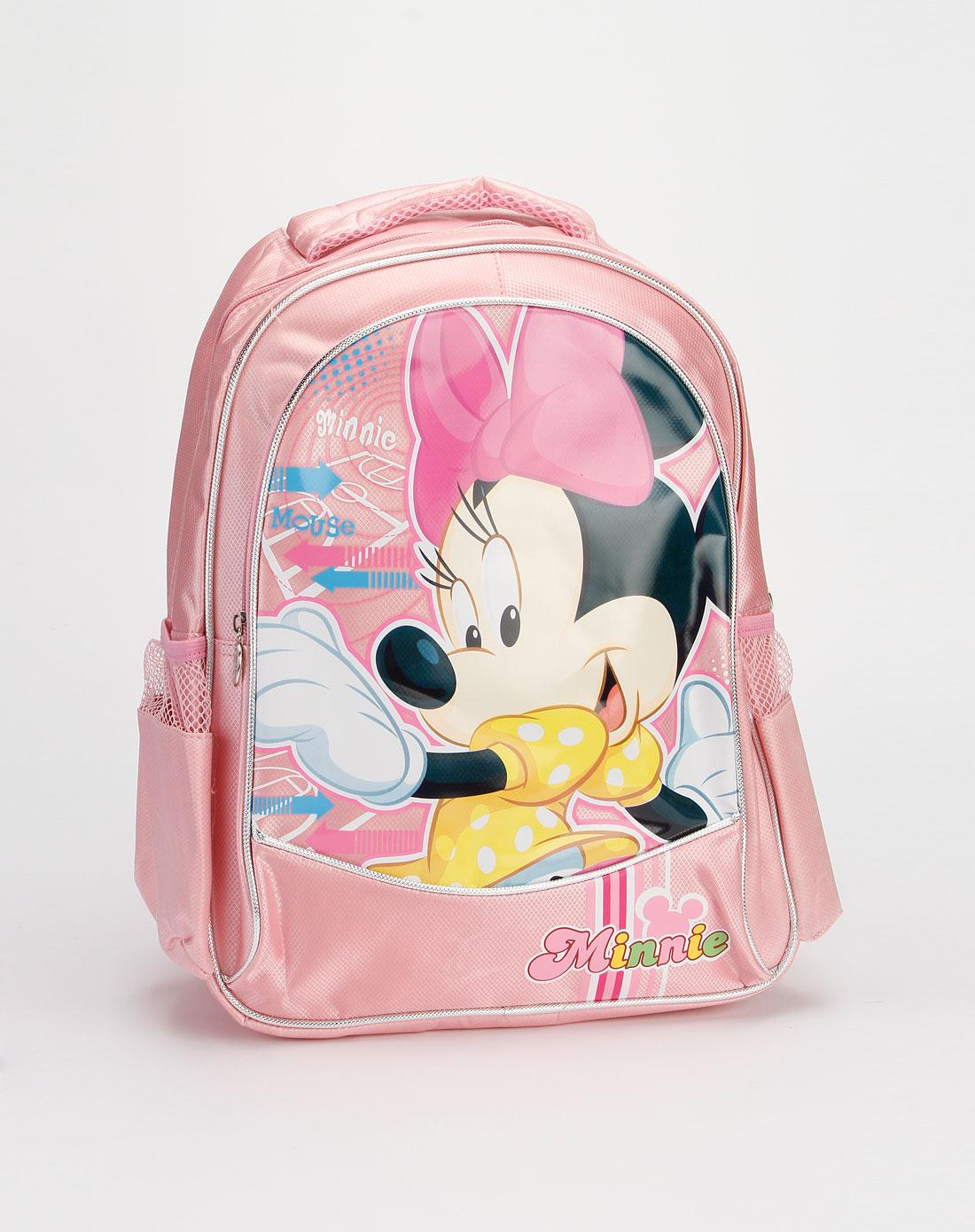 女童粉色儿童书包(粉)cl-m0372p