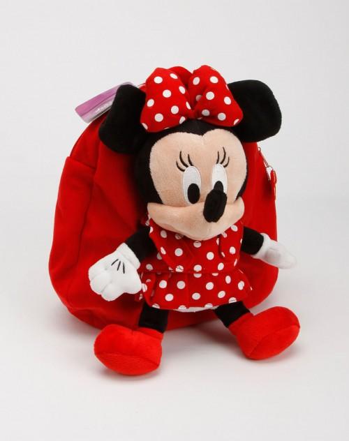迪士尼disney-书包红色米奇老鼠小书包