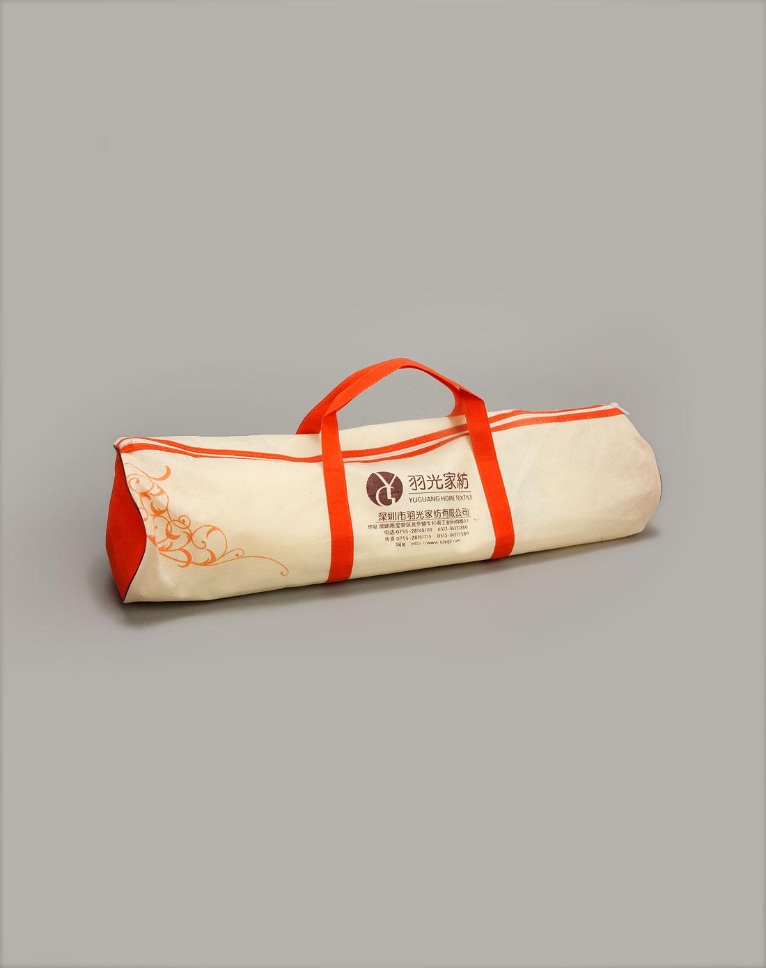 羽光米黄色高级折叠时尚睡帐1.5m