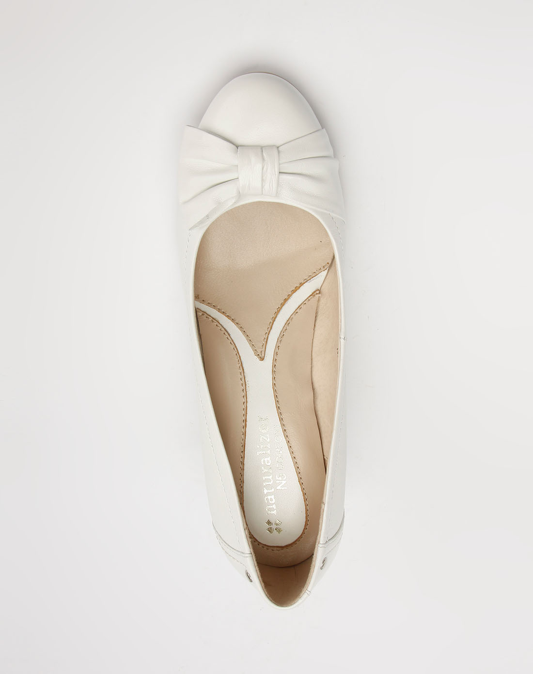 娜然naturalizer白色高跟鞋_唯品会名牌时尚折扣网