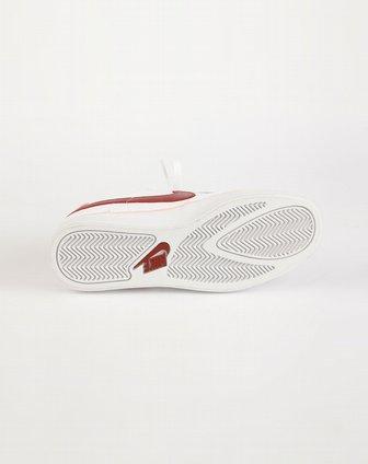 耐克nike男女款白/粉红/红色运动鞋324862-164