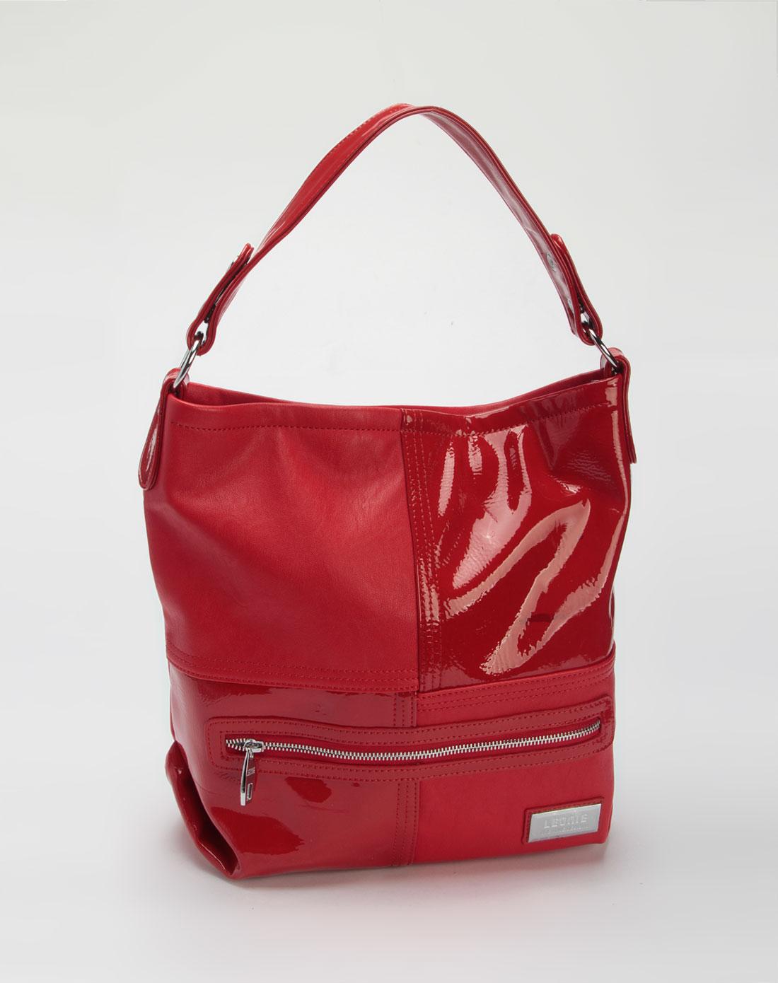 丽天妮leonie女包专场女款红色