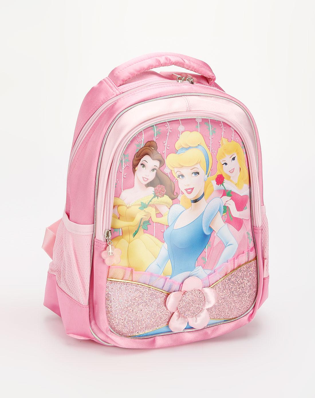 迪士尼disney儿童用品专场女童粉色女童粉色公主卡通