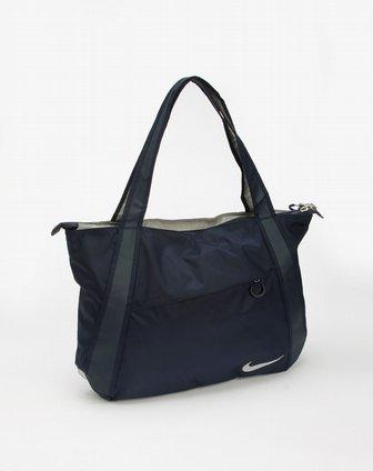 耐克nike-包包女款藏蓝色简约休闲单肩包