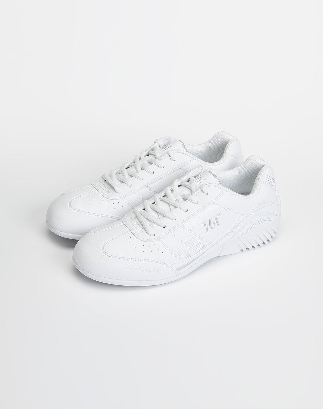 白色休闲运动鞋_361°官网特价3-4.9折