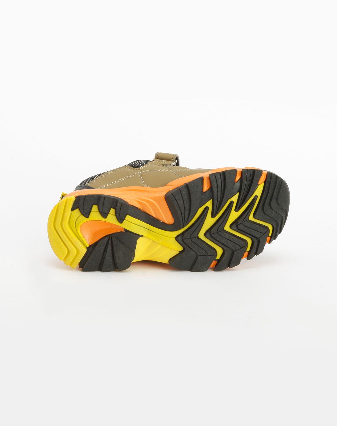 哈利波特harrypotter男女童鞋男款驼/橙色运动鞋hp-b