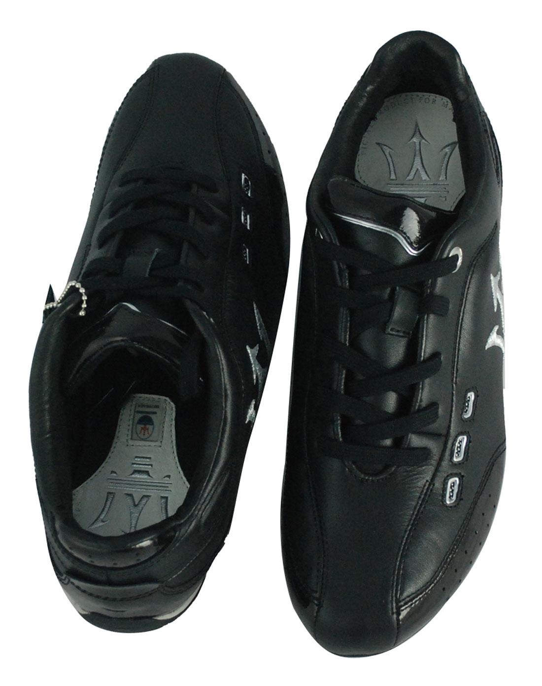 黑色休闲鞋art325