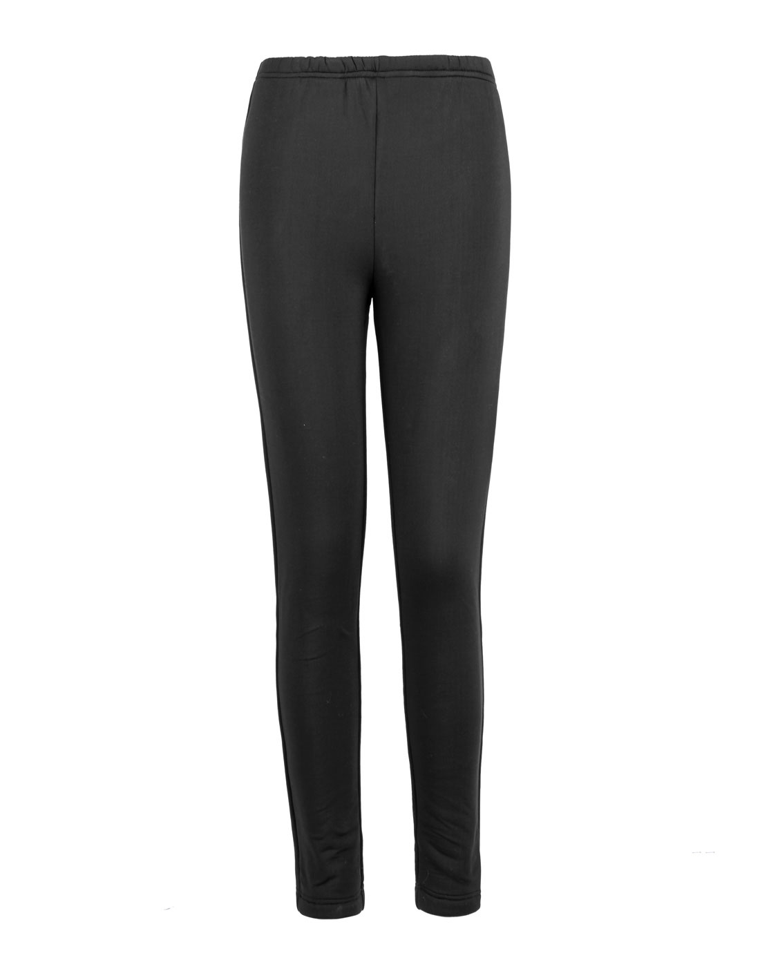 黑色加厚保暖打底裤
