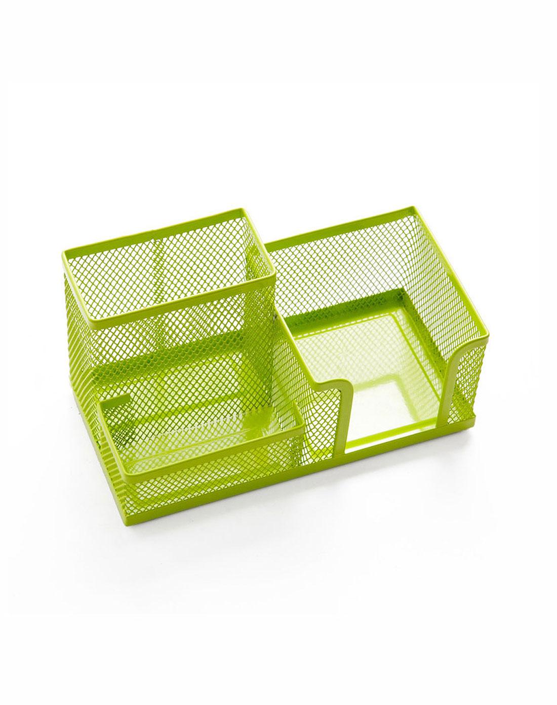 [ 萱泽 ] 办公桌文具整理盒-绿色