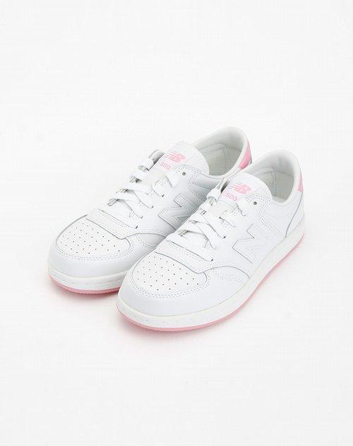 新百伦new balance-女装白色简约绑带休闲鞋