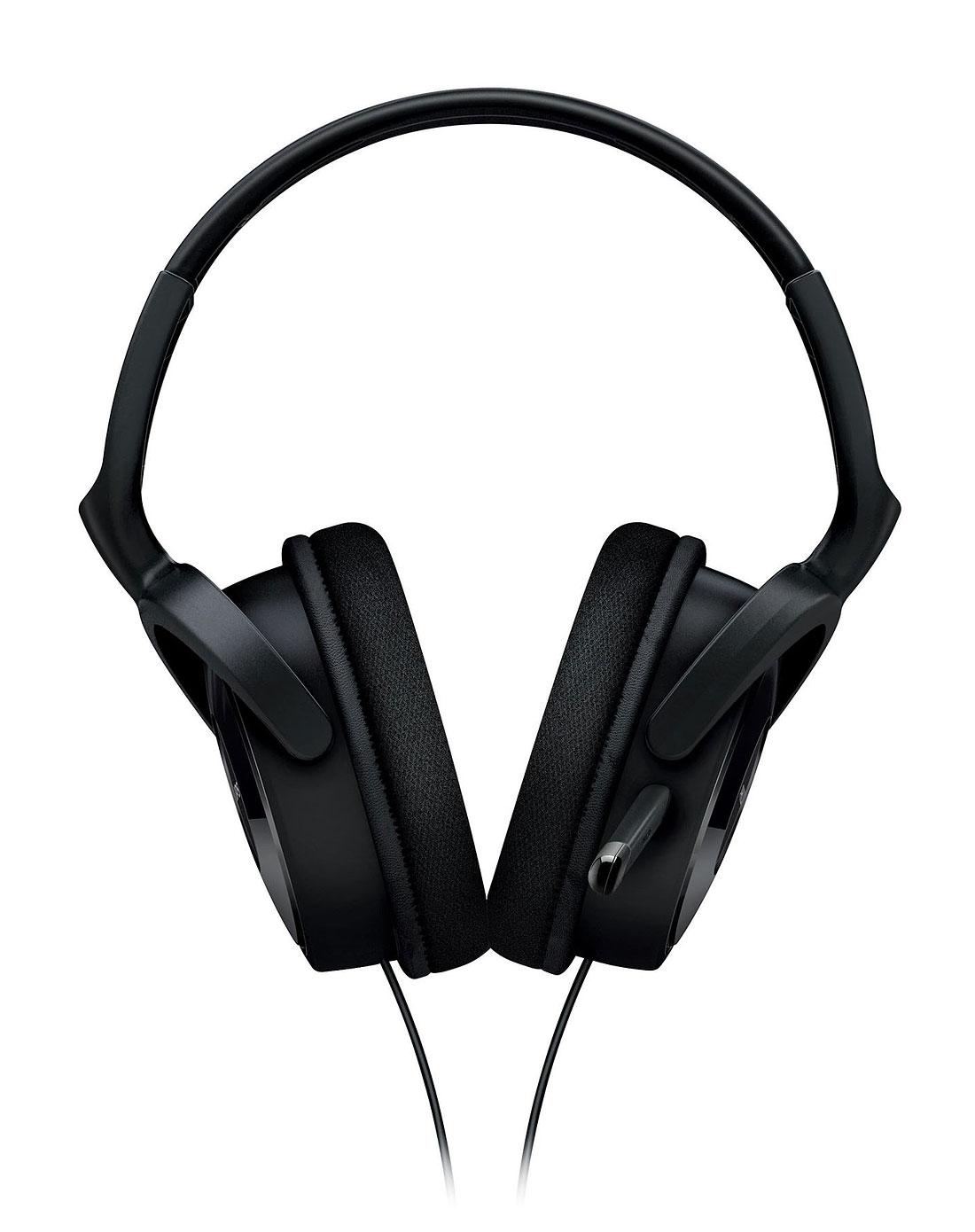头戴式耳机黑色