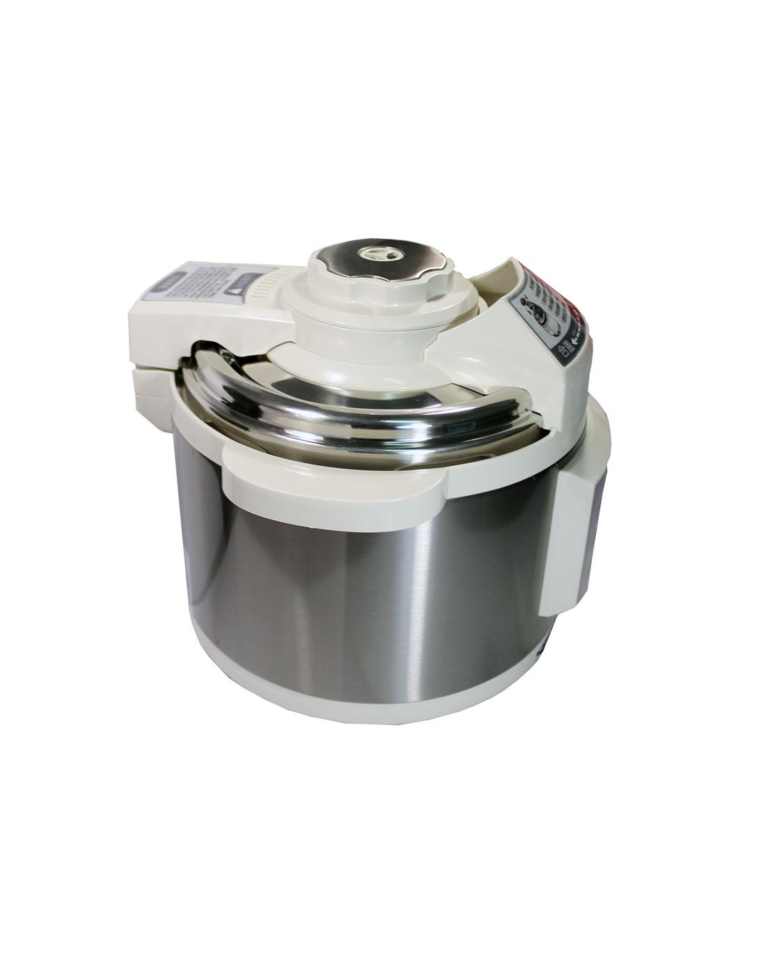 三洋银色微电脑电压力锅