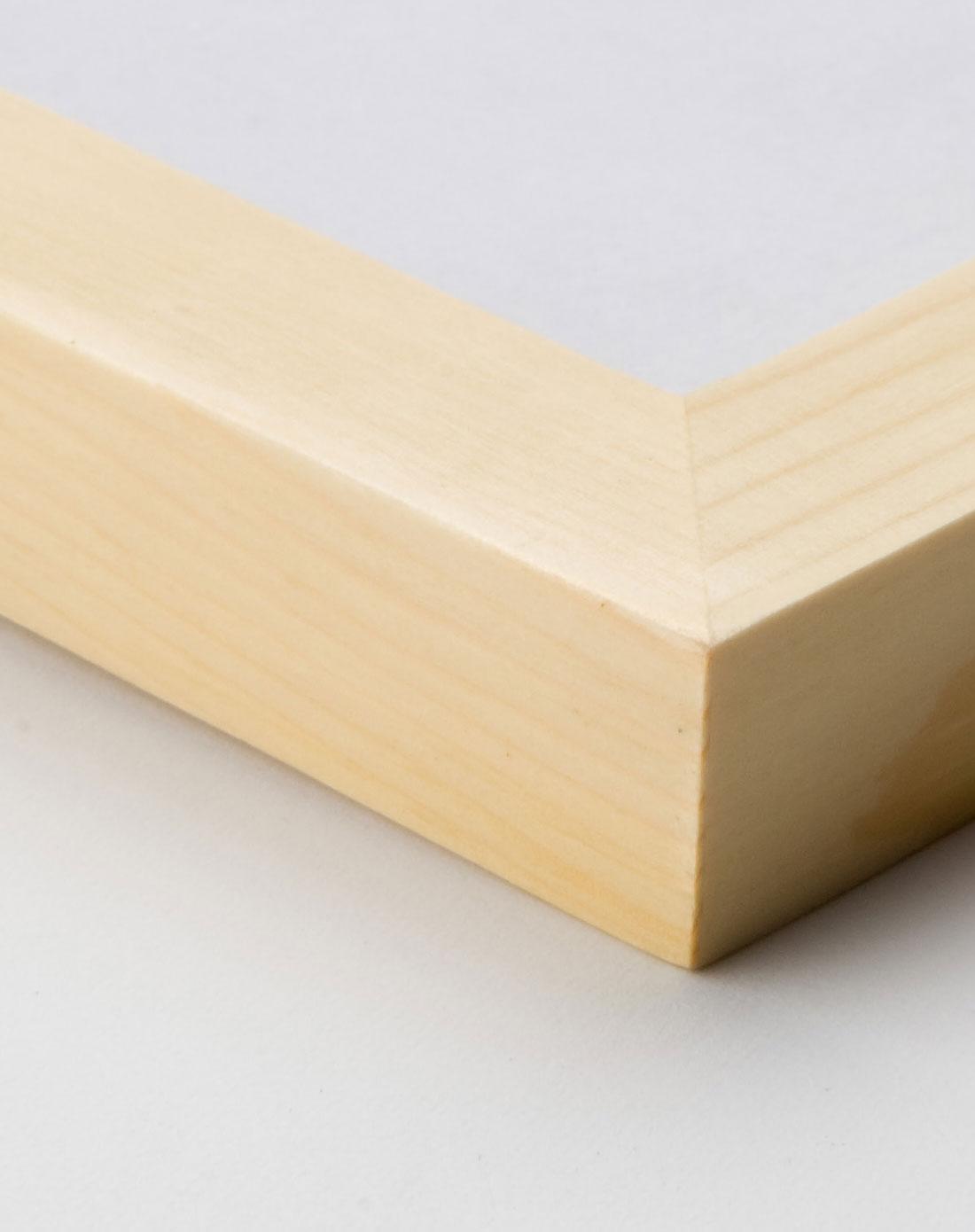原色加厚智利松木相框墙