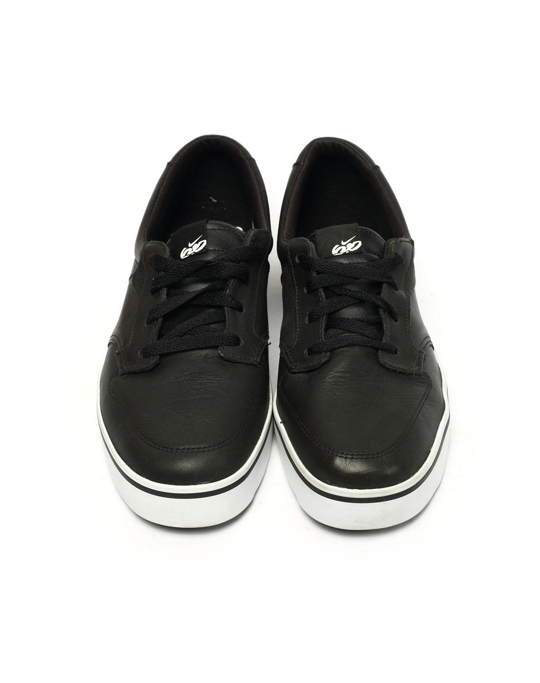 耐克nike男子黑色复古鞋433088-002