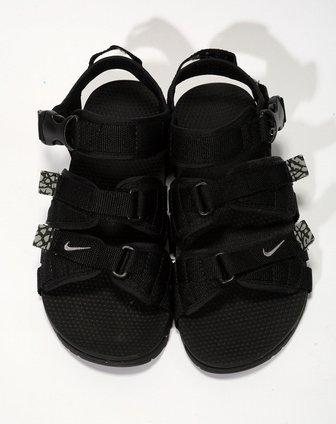 耐克nike男子黑色凉鞋393746-001