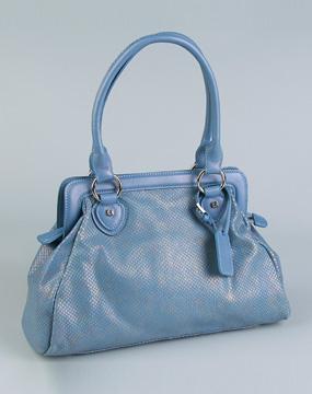 马萨克marshal女款淡蓝色手袋hx10-9-2c