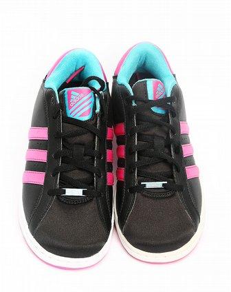 阿迪达斯adidas男女鞋女子黑色篮球鞋g23649