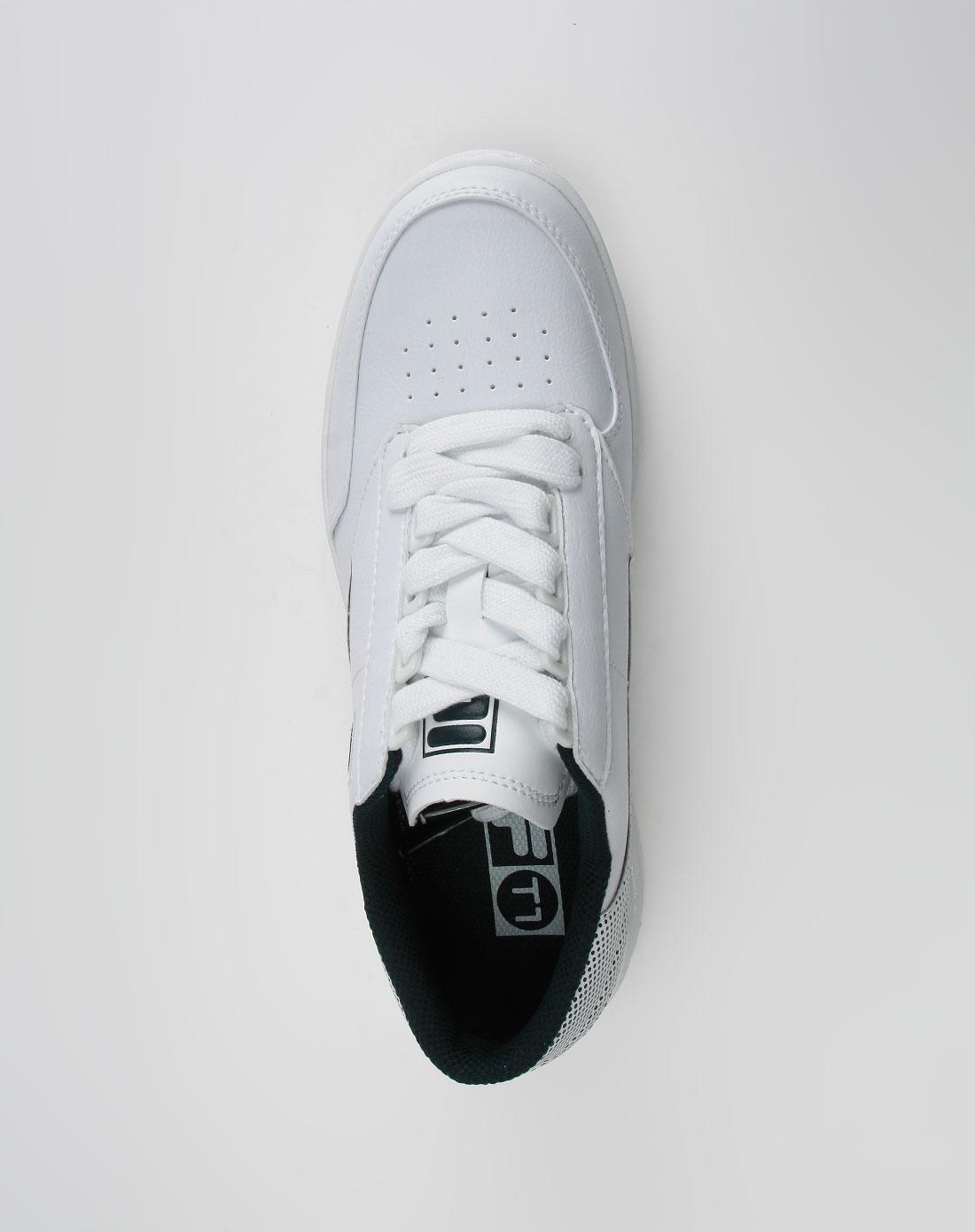 斐乐fila-白色潮流时尚板鞋