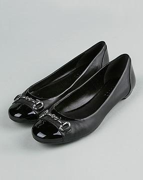 健乐士geox女款黑色牛皮/羊皮鞋