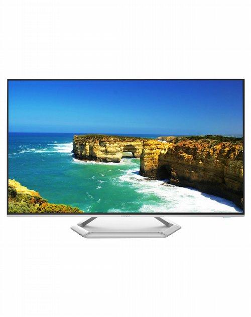 康佳42寸高清超薄网路智能led电视机(白色)