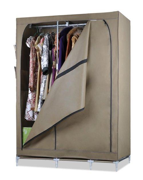 布衣柜里的衣服怎么样防潮发霉!